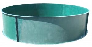 round tilapia tank