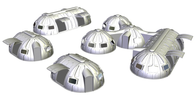 dome config large